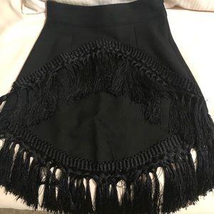 Storets tussle black skirt